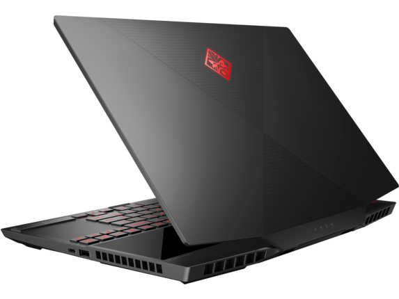 Omen X 2S - 15 Laptop - Left rear
