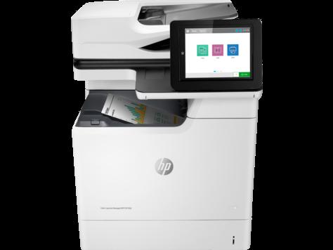 HP Color LaserJet Managed MFP E67650dh