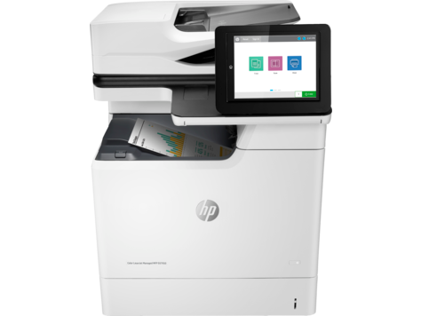 HP Color LaserJet Managed MFP E67650 series