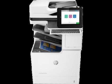 HP Color LaserJet Managed Flow-MFP E67660z