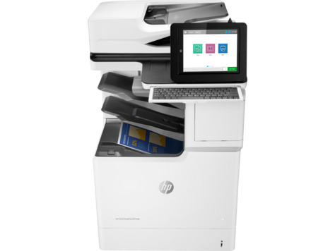HP Color LaserJet Managed MFP E67660 series
