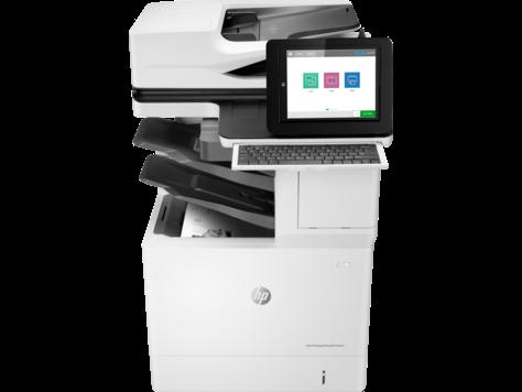 HP LaserJet Managed Flow MFP E62675z