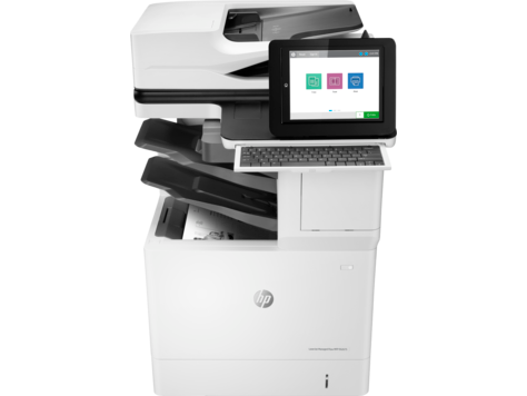 HP LaserJet Managed MFP E62675 series