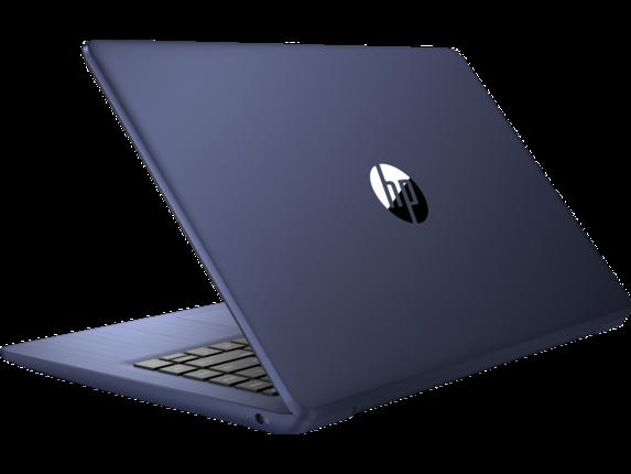 HP Stream - 14-ds0050nr - Left rear