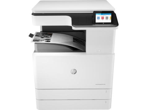 HP LaserJet Managed MFP E72425-E72430-serien