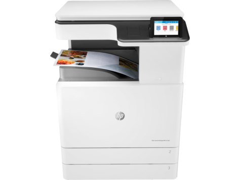 HP Color LaserJet Managed MFP E77422-E77428 series