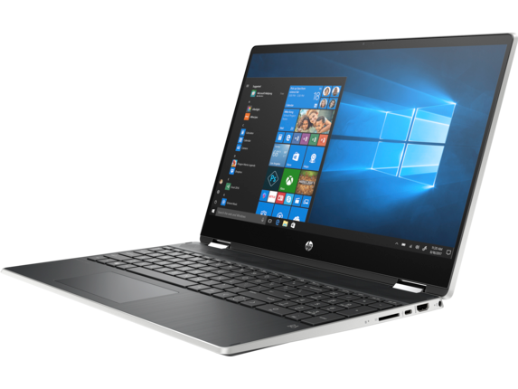 HP Pavilion x360 - 15-dq0081nr - Left