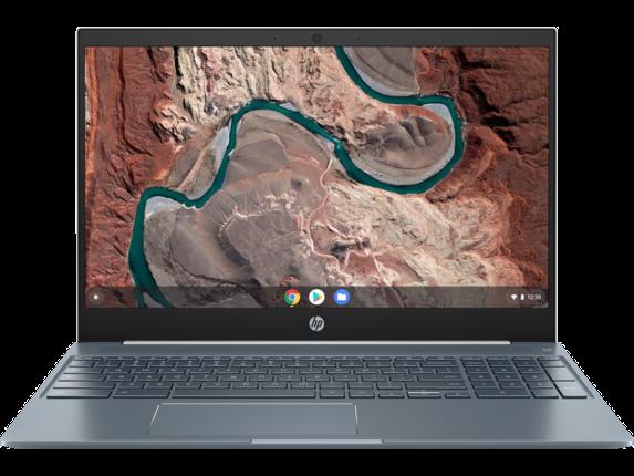HP Chromebook - 15-de0010nr - Center