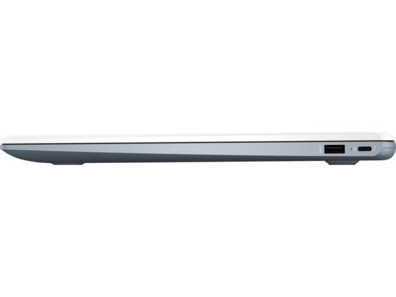 HP Chromebook - 15-de0010nr - Left profile closed