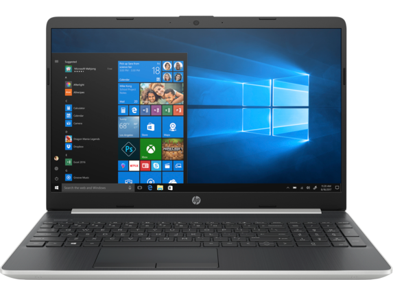 HP - 15t Laptop touch - Center