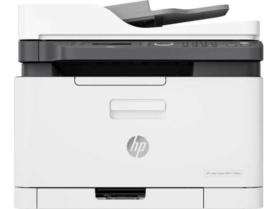 HP Color Laser MFP 179fnw - Center