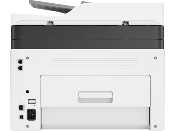 HP Color Laser MFP 179fnw - Rear