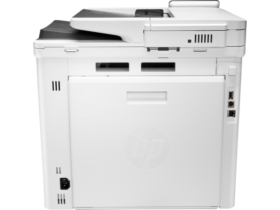 HP Color LaserJet Pro MFP M479fdn - Rear