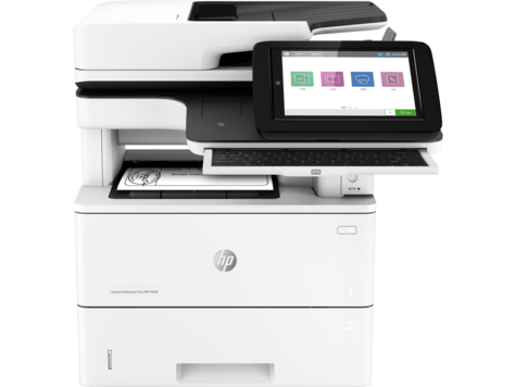 HP LaserJet Enterprise Flow MFP M528z