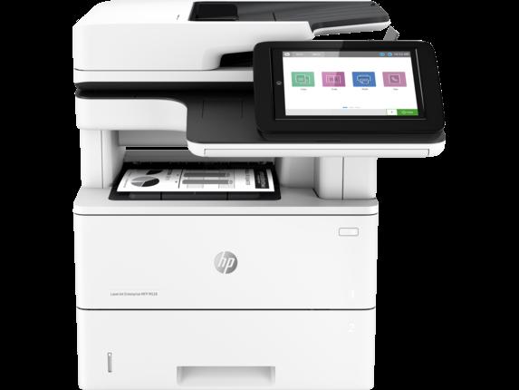 HP LaserJet Enterprise MFP M528dn - Center |white