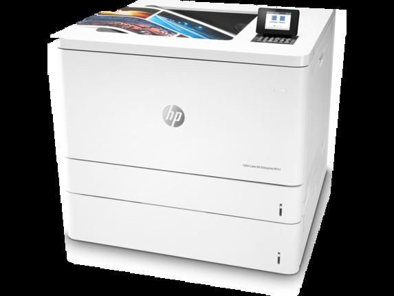 HP Color LaserJet Enterprise M751dn - Left |white