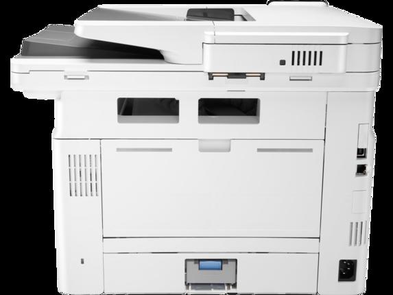 HP LaserJet Pro MFP M428fdn - Rear
