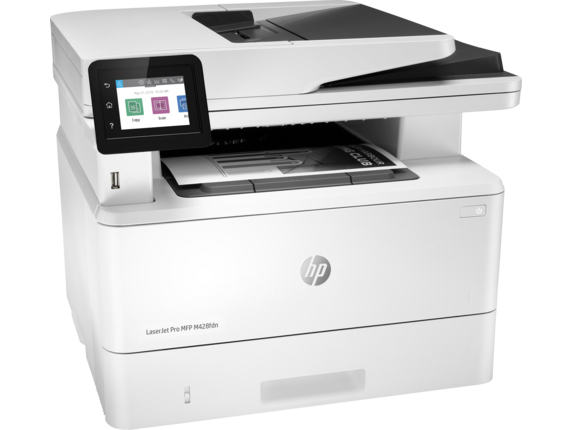 HP LaserJet Pro MFP M428fdn - Right