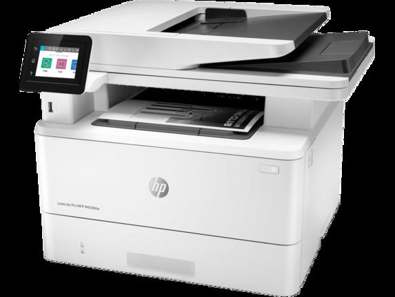 HP LaserJet Pro MFP M428fdw - Left