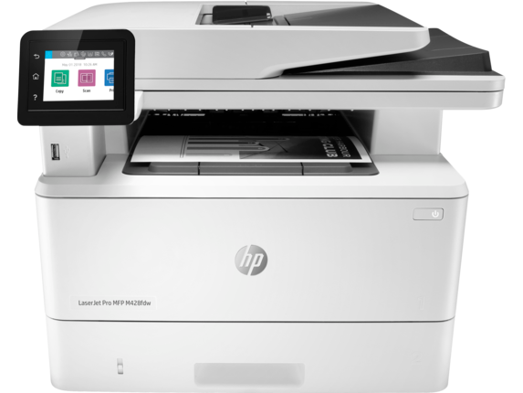 HP LaserJet Pro MFP M428fdw - Center