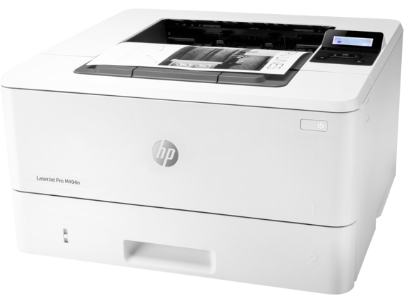 HP LaserJet Pro M404n - Left