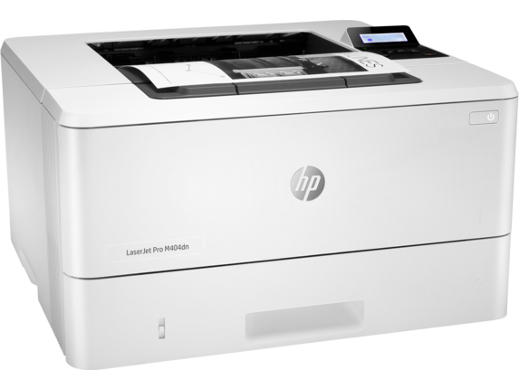 HP LaserJet Pro M404dn - Right