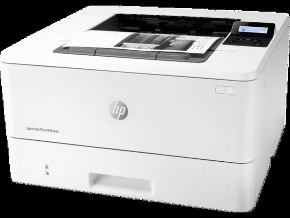 HP LaserJet Pro M404dn - Left