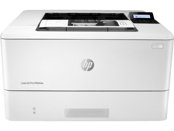HP LaserJet Pro M404dw - Center