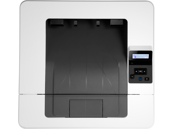 HP LaserJet Pro M404dw - Top view closed