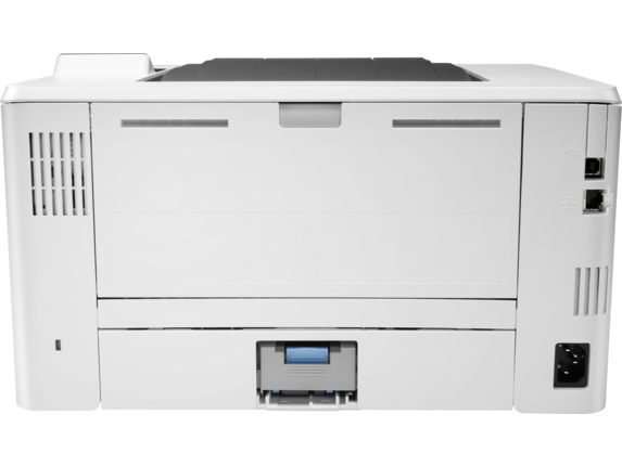 HP LaserJet Pro M404dw - Rear |white
