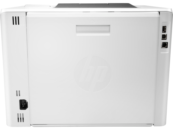 HP Color LaserJet Pro M454dn - Rear