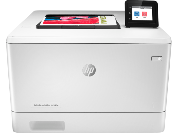 HP Color LaserJet Pro M454dw - Center