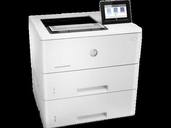 HP LaserJet Enterprise M507x - Right |white