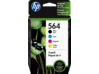 HP 564 4-pack Black/Cyan/Magenta/Yellow Original Ink Cartridges