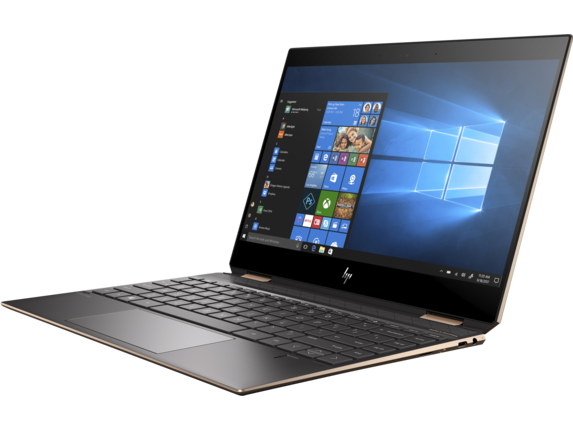 HP Spectre x360 Laptop - 13t touch - Left