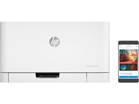 HP Color Laser 150 Printer series
