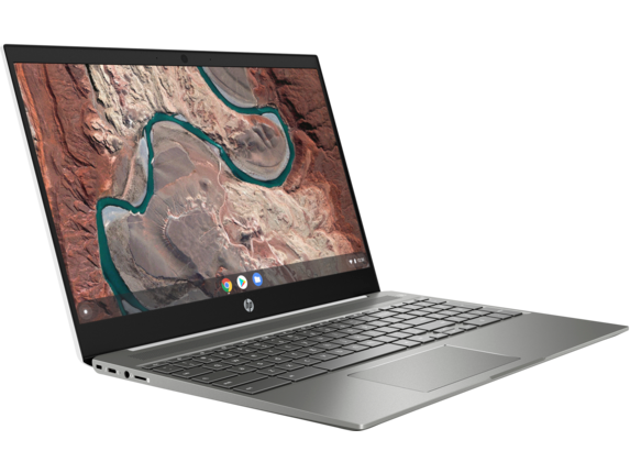 HP Chromebook - 15-de0010nr - Right