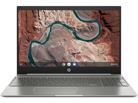 HP Chromebook - 15-de0010nr - Center