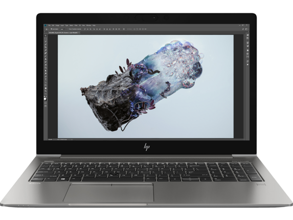 HP ZBook 15u G6 Mobile Workstation - Customizable - Center