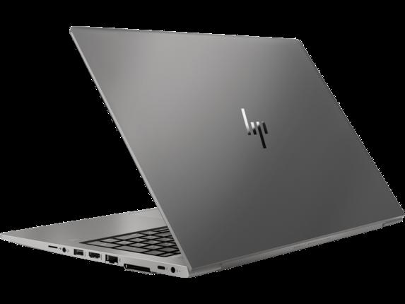 HP ZBook 15u G6 Mobile Workstation - Rear open