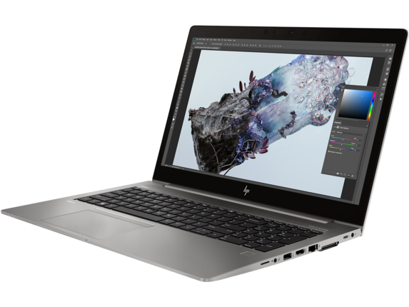 HP ZBook 15u G6 Mobile Workstation - Customizable - Left