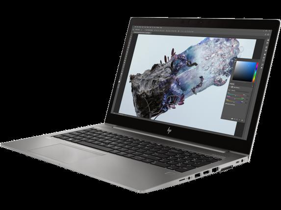 HP ZBook 15u G6 Mobile Workstation - Left