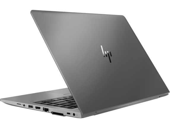 HP ZBook 14u G6 Mobile Workstation - Left rear