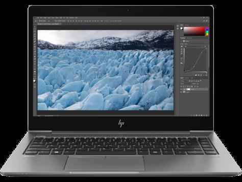 HP ZBook 14u G6 -mobiilityöasema
