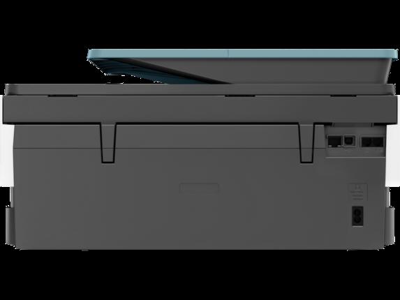 HP OfficeJet Pro 8035 All-in-One Printer - Rear