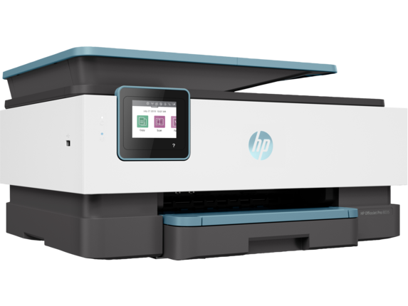 HP OfficeJet Pro 8035 All-in-One Printer - Right