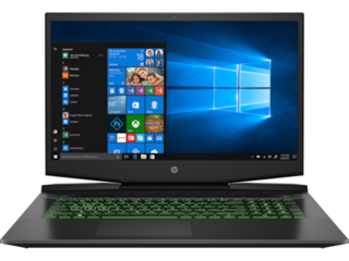 HP Pavilion Gaming Laptop - 17t