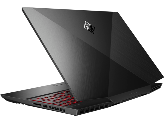 OMEN Laptop - 15t - Rear |Shadow Black