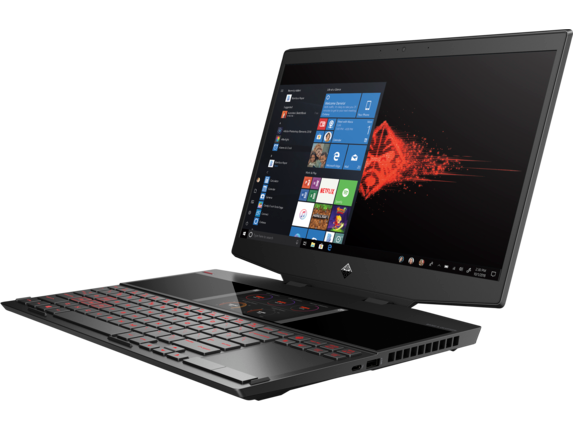 Omen X 2S - 15 Laptop - Left