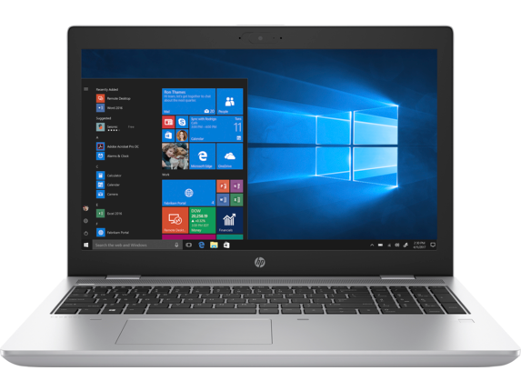 HP ProBook 650 G5 Notebook PC - Customizable - Center